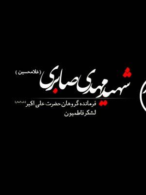 روایت نصر (شهید مدافع حرم لشگر فاطمیون، شهید مهدی صابری)