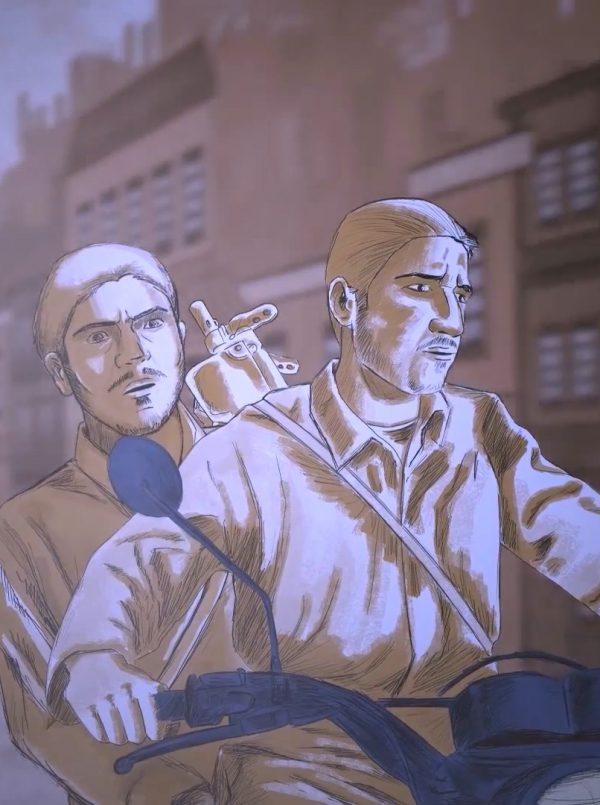 جنگ در خیابان