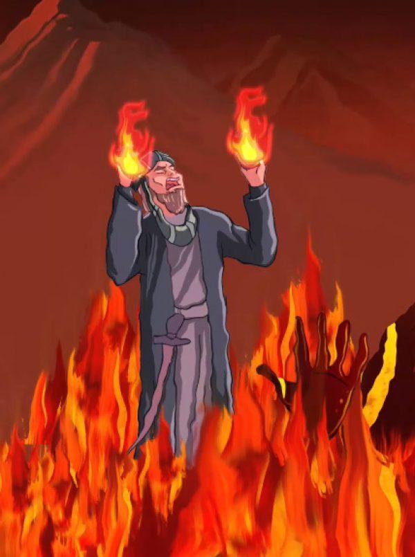 پدر آتش