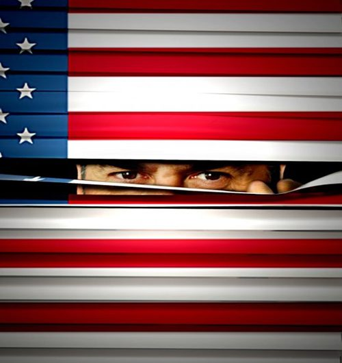 دولت جاسوس آمریکا (American Spy Government)