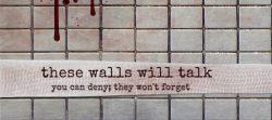این دیوارها به سخن خواهند آمد (These Walls Will Talk)