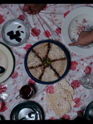 سفره افطاری