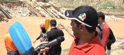 ورزشکاران انقلابی در جبهه مهربانی